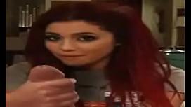 Ariana Grande fake...