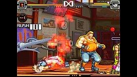 Street fighter Ako/Yuzuriha...