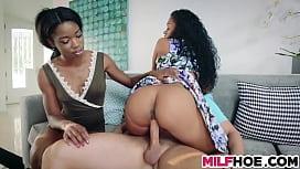 Black Moms Love Interracial...