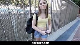 Hot Tiny Teen With...