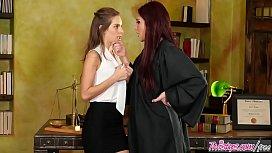 Dirty Lesbian judge Jaclyn...