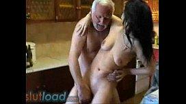 Old man fucking yung...