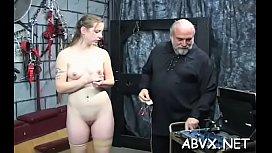 Big tits honeys extreme thraldom amateur porn play