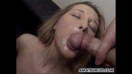 Amateur girlfriend sucks and fucks 3 dicks women masterbating