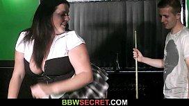 Her BF fucks fat...