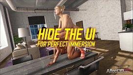 Hot futanari lesbian 3D...