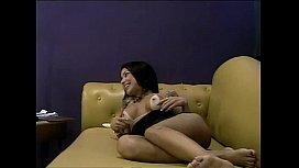 Monica Mattos no chat...