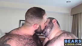 Hairy muscle stud Atlas...