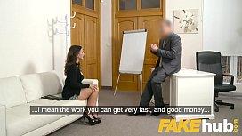 Fake Agent Spunk loving...