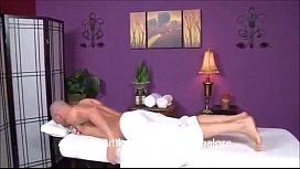Nude erotic massage happy...