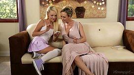 Carmen Callaway and Brandi...