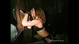 White stripper suck and...