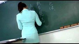 Sexy asian teacher...