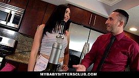 MyBabySitterClub - Naughty Nanny Gets...
