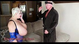 Big Tit Claudia Marie...
