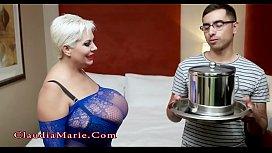 Big Tit Claudia Marie Fucked Twice crazym mfc
