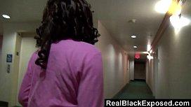 RealBlackExposed - Sexy black bootylicious...