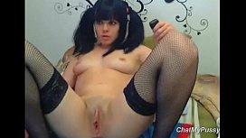Sweet Webcam Girl Dildoing...