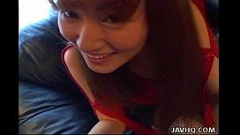 Asian hotte Kao Sugimori nailed hard! familyfux