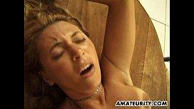 Amateur girlfriend anal action with facial cumshot polarpornhd