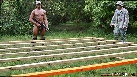 Teenage army punishment gay...