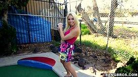 3 Girl Gangbang w/ Britney Amber, An ...