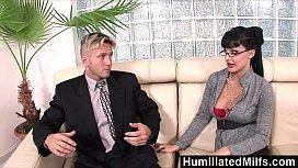 HumiliatedMilfs - Horny secretary loves...