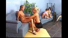 Orgy teen lesbians...