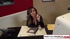 FirstClassPOV - Nadia Styles sucking...