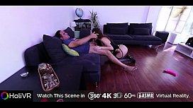 HoliVR Jerk Sex with...