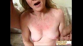 Horny Granny Needs Six...