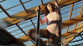 Pink body bikini Roxalana...