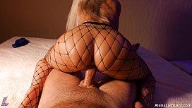Hot MILF Suck Cock and Riding him - Alena LamLam gdp e206