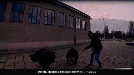 BUMS BUS - Czech PAWG...
