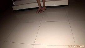 Ladyboy Jenn Bareback n...