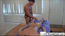 Huge cock massage...