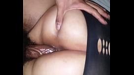 Pounding bubble butt