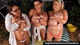 BBWs Angelina Castro Sam...