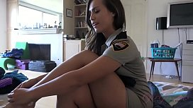 Kelsi Monroe Footjob and...