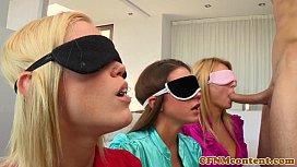 Blindfolded cfnm babe Natalia Starr bj 0xxx.ws