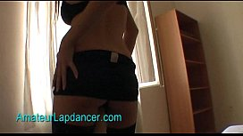Sexy teen Lenka - lapdance...