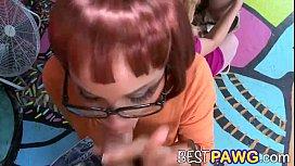 Scooby Doo Porn Parody...