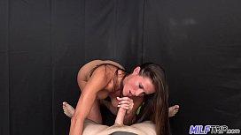 MILF Trip - Athletic brunette...