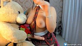 Sexy Teen College Teddy...