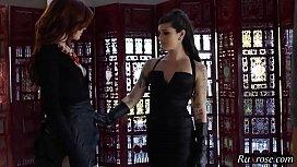 Malena Morgan HD lesbian...