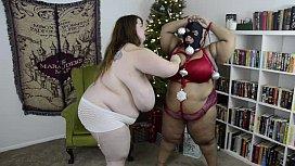 Busty Ebony Slave Submits...