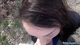 PublicAgent Hot black haired...