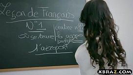 French teacher Anissa Kate...