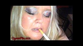 Smoking Blowjob Cumshot While...