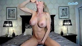 CamSoda - Ava Devine Anal Plug Masturbation Orgasm